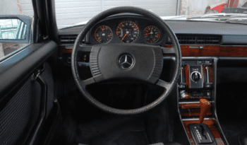 Mercedes-Benz 280-450 (W116) 350 SE full
