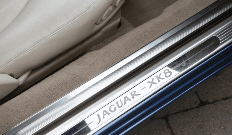 Jaguar XK8 4,0 V8 Coupé full